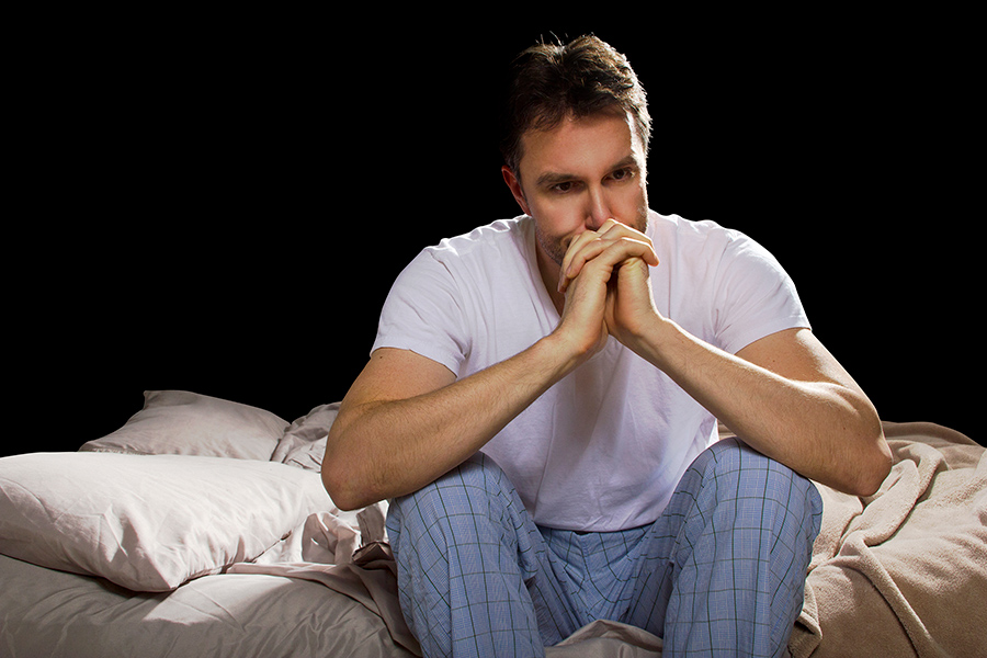 Nighttime Anxiety